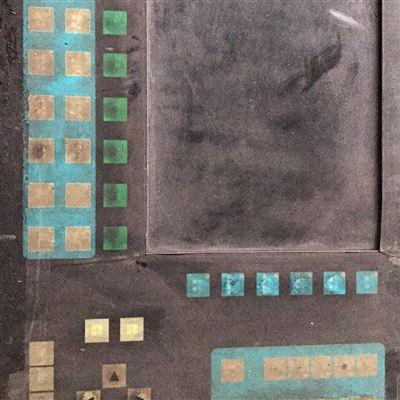 锦州西门子OP277故障按键个别不灵维修