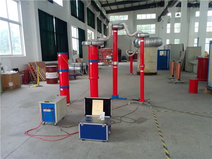 五级承试设备变频串联谐振耐压装置