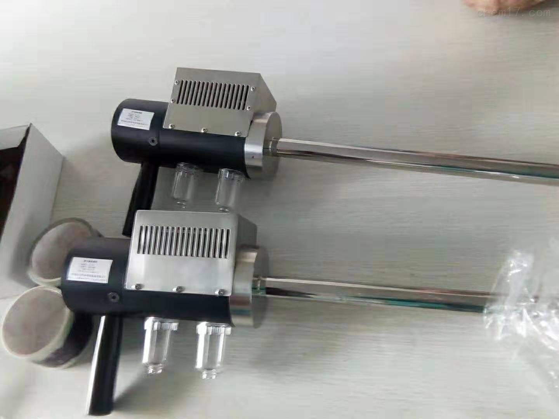 烟气分析仪除湿控温预处理烟气采样管进样管