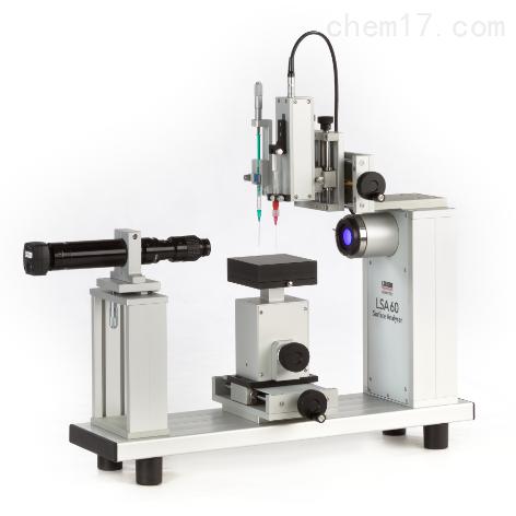LSA60-视频接触角测量仪