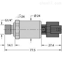 PT250R-2104-I2-DT043P德国图尔克TURCK压力变送器
