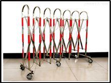 低价销售折叠式安全围栏 玻璃钢伸缩围栏 拆装式铁质安全围栏
