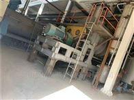 二手110平方空心桨叶干燥机广东厂家