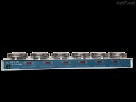 H01-1D多工位数显加热磁力搅拌器