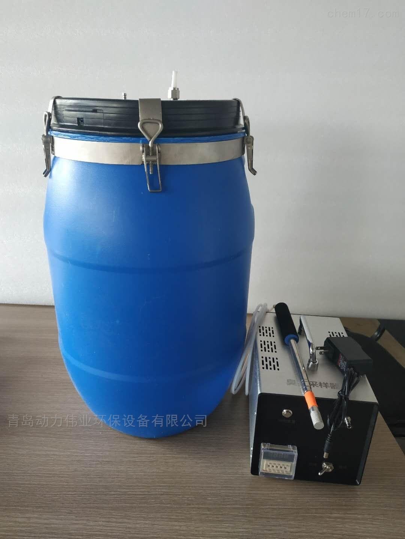 恶臭污染源采样装置桶加泵全特氟龙连接管