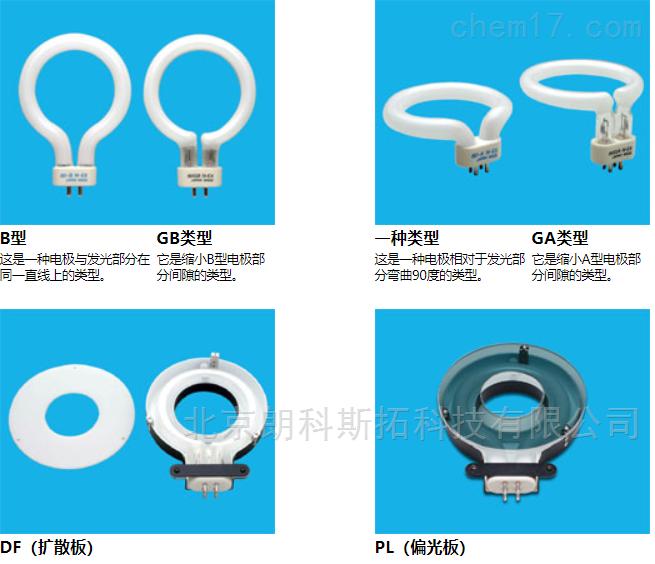 日本DSK电通产业 LED照明环形荧光灯50B-GLC