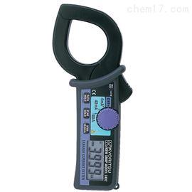 型号:ZRX-27266灵敏型钳形电流表 /泄流电流钳形表