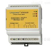 三相不对称负载Unipower APM 300B功率计