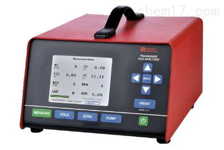 美国CAI分析仪便携式气体