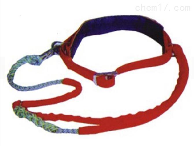 双背安全带 红色双背安全带 双背单保险安全带
