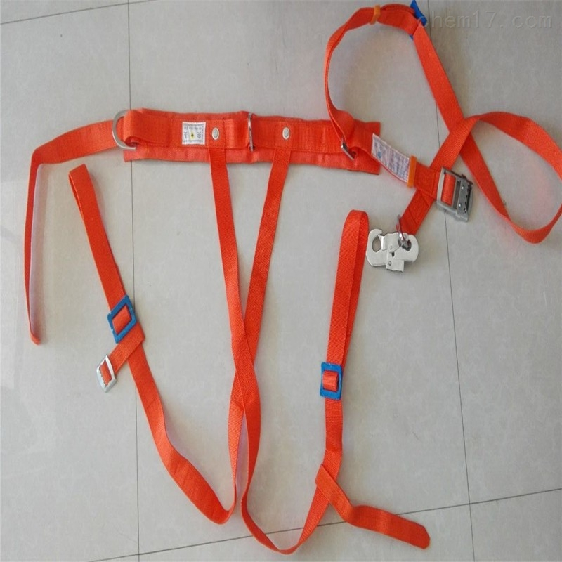 双背双跨安全带、全身式安全带、五点式安全