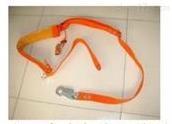围杆绳式单保险安全带
