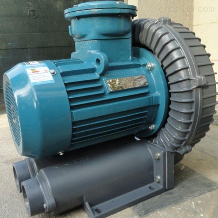 制衣厂污水处理配套高压风机