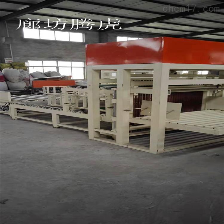 水泥基匀质板设备超低价性质稳定