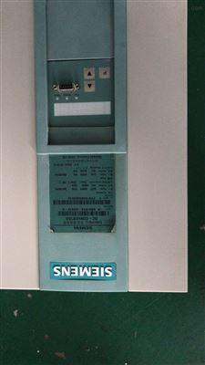 黑河快速维修西门子6RA70系列过电流报警专业维修