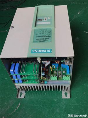 芜湖西门子6RA7025-6DV上电启动报警F001图片