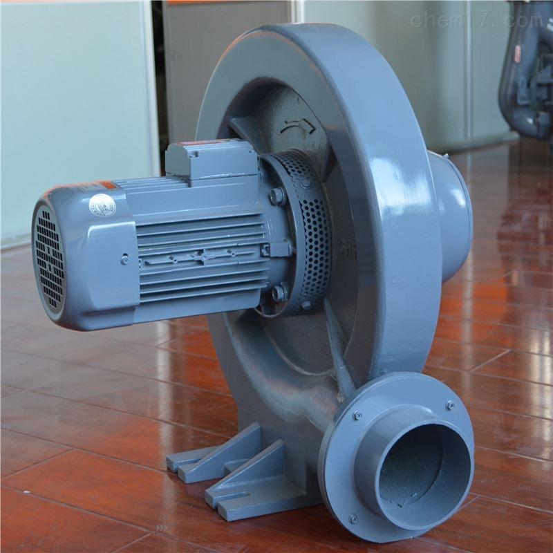 供应抽吸高温气体用耐高温风机