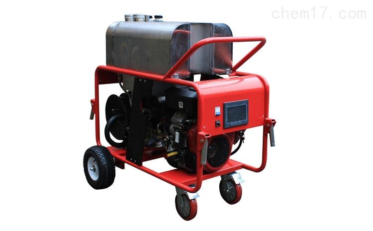推车式高压细水雾灭火装置