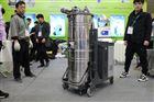 化工业清洁移动吸尘器