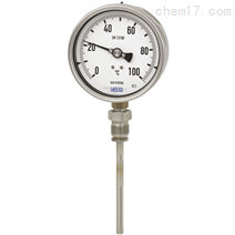 德国威卡WIKA不锈钢系列气包式温度计