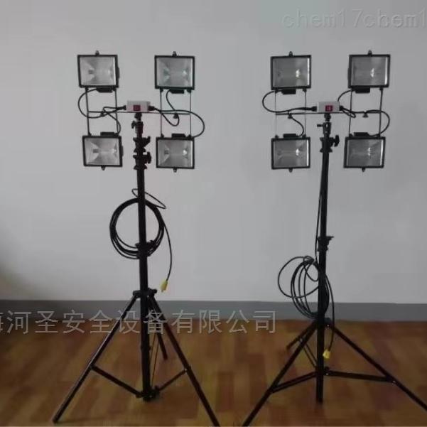 便携式照明灯组 升降泛光工作灯
