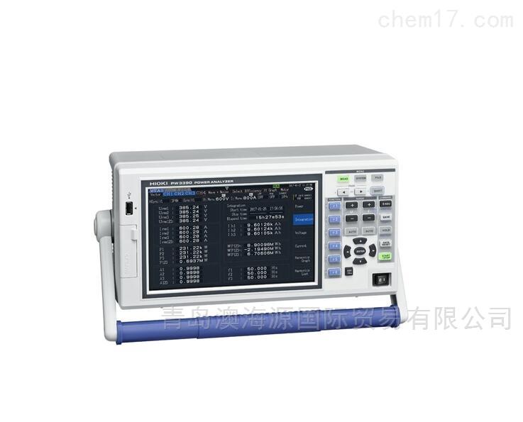 PW3390日本日置HIOKI功率分析仪