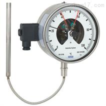 德国威卡WIKA带电接点的计气包式温度计