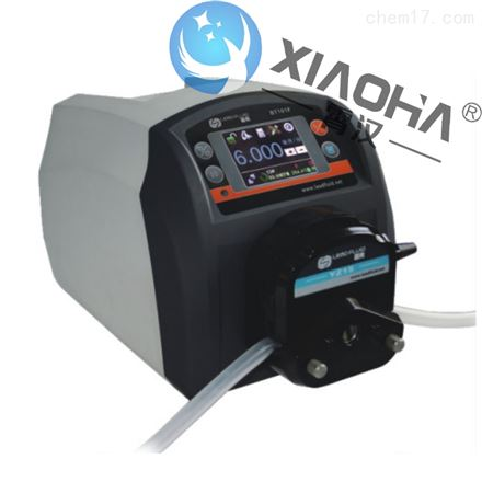 BT101F分配型智能蠕动泵DT泵头