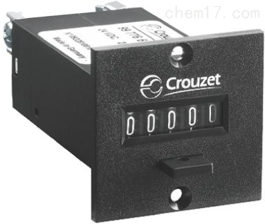 法国高诺斯CROUZET数字计数器