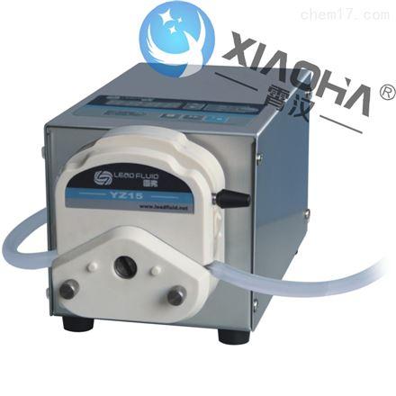 BT50S调速型蠕动泵YZ15(25)泵头
