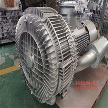 大功率高压气泵 15千瓦高压风机风量