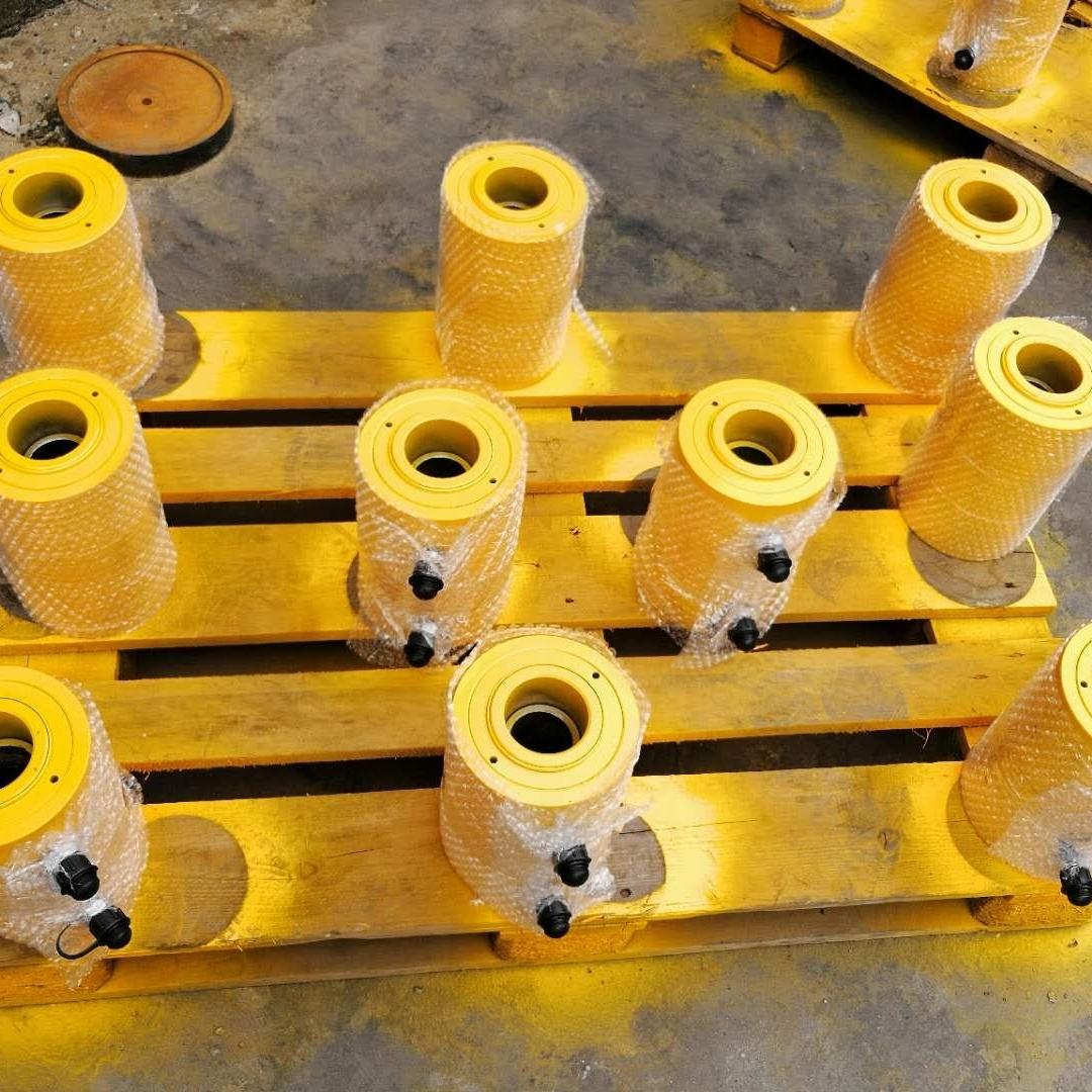RRH-1003双作用空心液压千斤顶