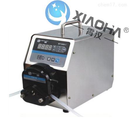 BT100S-1大扭矩基本调速型蠕动泵YZ泵头