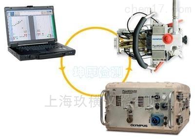 PipeWIZARD自动环焊缝检测系统(AUT)