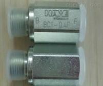 德国哈威HAWE液压机动泵液控单向阀