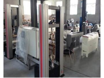 硅酮胶高低温拉伸试验机