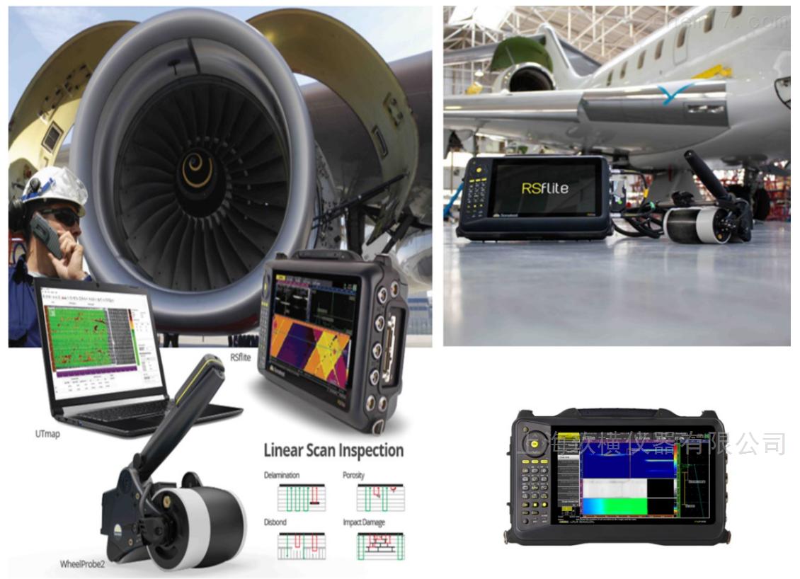 RSflite 便携式超声波快速扫描仪