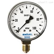 611.13德国WAKI膜盒式压力表,(铜合金材质)