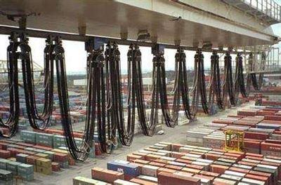 GHC-Ⅳ10工字钢电缆滑线