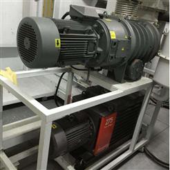 EH2600爱德华罗茨泵维修流程