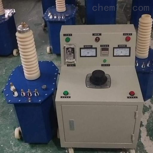 超轻型干式试验变压器