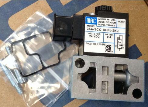 MAC平衡式閥門45A-AA1-DDAJ-1KJ美國原裝