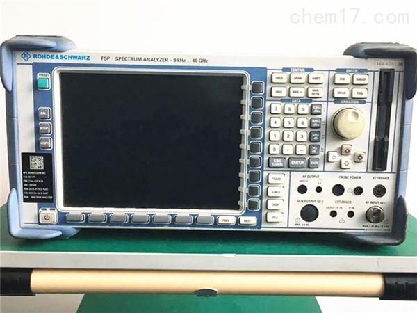 RS罗德与施瓦茨频谱分析仪FSP维修租赁