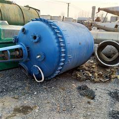 型号1吨-10吨回收二手5吨搪瓷反应釜