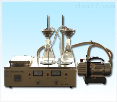 机械杂质检测仪  厂家