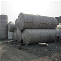 出售二手25立方钛材反应釜现货供应