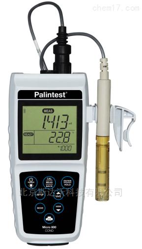 便携式Micro 800电导率/TDS分析仪