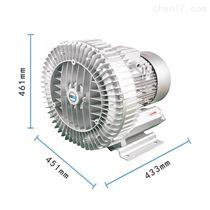 污水曝气处理高压旋涡鼓风机