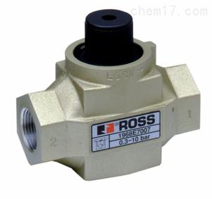 美国罗斯ROSS阀流量控制