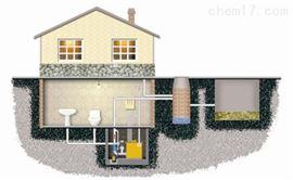 别墅厕所卫生间污水提升设备
